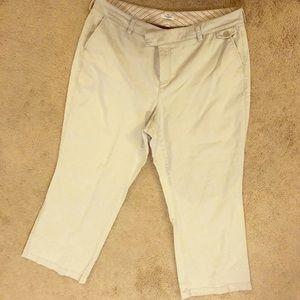 Docker Khaki Pants, 18W Short